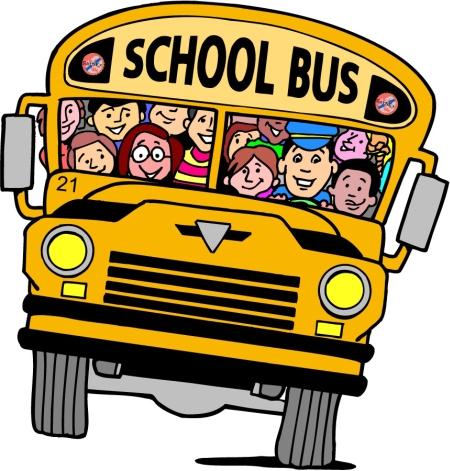 bus Zo loopt het af als niet oplet tijdens school