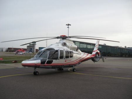 Heli Holland Offshore EC155